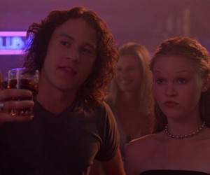 10 things i hate about you, movie, and 90s image