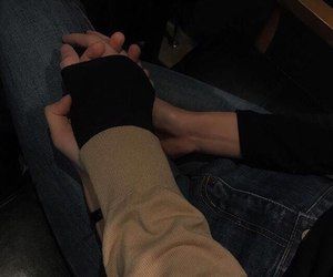 couple, aesthetic, and dark image