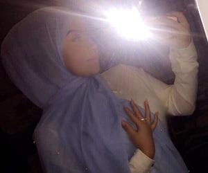 hijab, islam, and pretty image