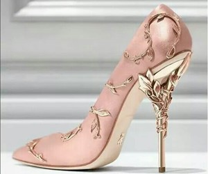 chic, heel, and classy image