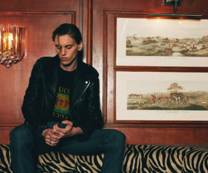 beautiful, Jamie Campbell Bower, and london image