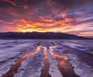 usa, california, and Death Valley National Park image