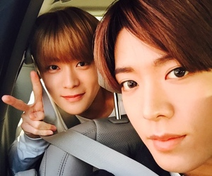 nct, jaehyun, and yuta image