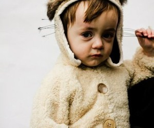 cute, baby, and costume image