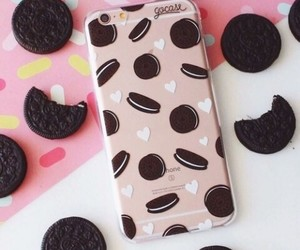 oreo, case, and iphone image