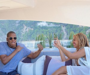 jay, jay z, and queen bey image