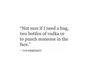 quote, feelings, and hug image