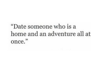 adventure, date, and home image