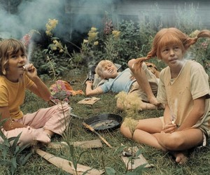 smoke, weed, and kids image