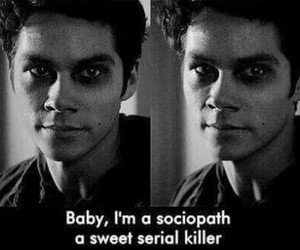 nogitsune, teen wolf, and sociopath image