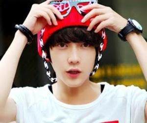 boy, modelo, and korean image