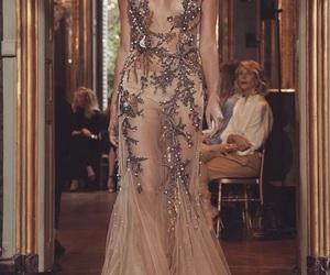 Alberta Ferretti, sara sampaio, and Couture image