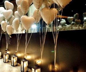 balloons, decoration, and party image