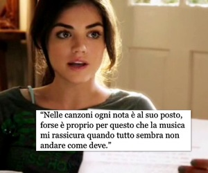 frasi, lucy hale, and pretty little liars image