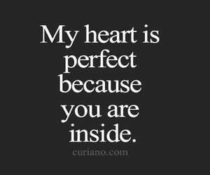 heart, quotes, and love image