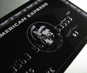 american express and black card image