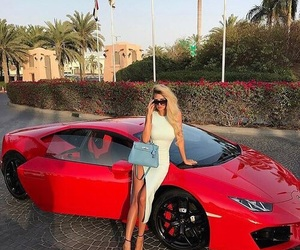 girl and luxury image