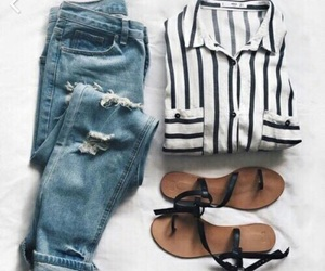 blouse, casual, and inspiration image