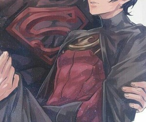 superboy, tim drake, and timkon image