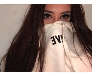 aesthetic, eyes, and fashion image