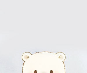 cute, bear, and kawaii image