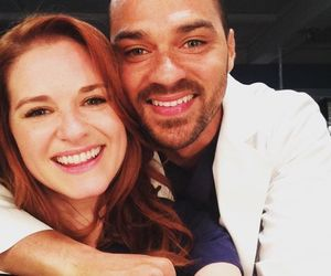 grey's anatomy, jesse williams, and jackson avery image