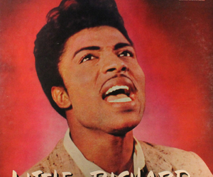 album, little richard, and music image