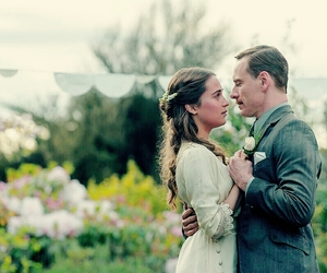 movie, michael fassbender, and alicia vikander image