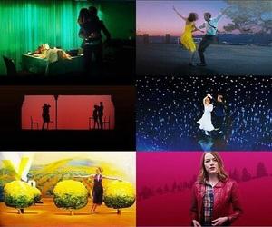 musical, la la land, and love image
