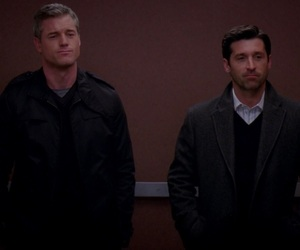 mark, shepard, and grey's anatomy image