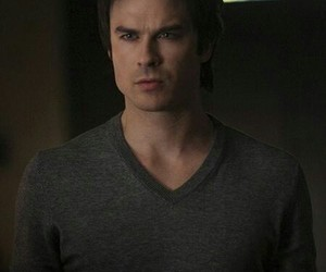 handsome, ian somerhalder, and the vampire diaries image