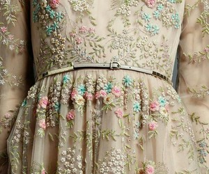 dress, fashion, and Valentino image