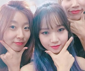 kpop, yoojung, and i.o.i image