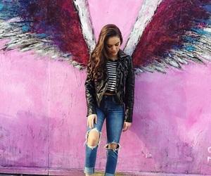 girl, tumblr, and madison pettis image