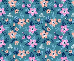 background, botanical, and buds image