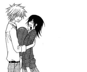 manga, kawaii, and anime couple image