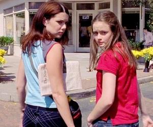 alexis bledel, gilmore girls, and Lauren Graham image
