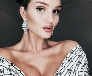 model, beauty, and rosie huntington-whiteley image