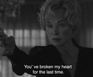 heart, quote, and american horror story image