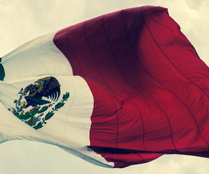 flag and mexico image
