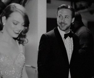 emma stone, ryan gosling, and oscars image