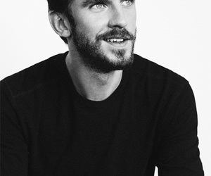 dan stevens, beauty and the beast, and handsome image
