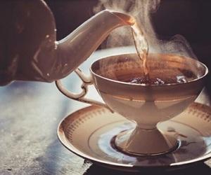 tea, aesthetic, and vintage image
