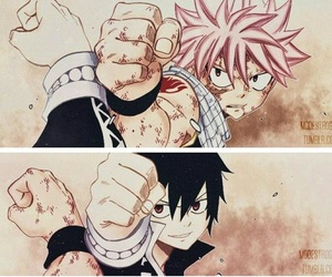 fairy tail, natsu dragneel, and brothers image