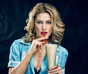david lynch, Madchen Amick, and Twin Peaks image