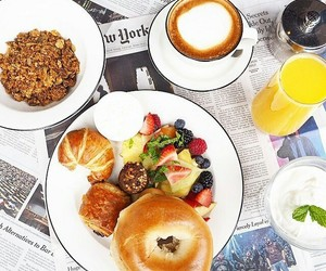 breakfast, morning, and perfect image