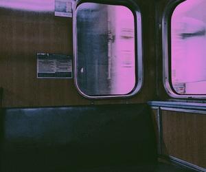 away, pink, and underground image