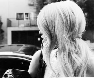 sky ferreira, black and white, and photography image
