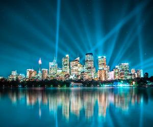 australia, landscape, and Sydney image