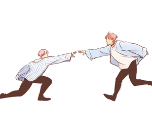 spring day, bts, and jhope image